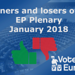 Cover for EP plenary Jan. 2018